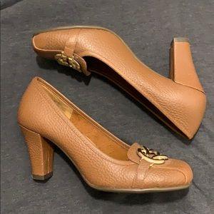 Aerosoles Heelrest Brown Heels